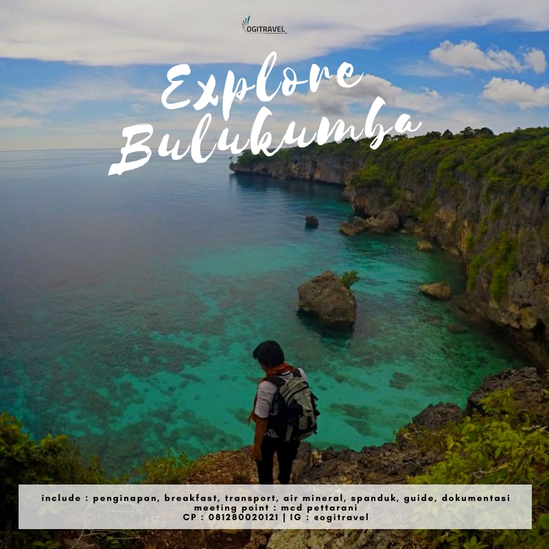 Private Trip Bulukumba 2 Days